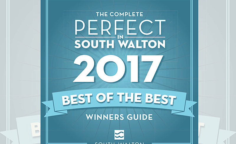 Perfect in South Walton 2017