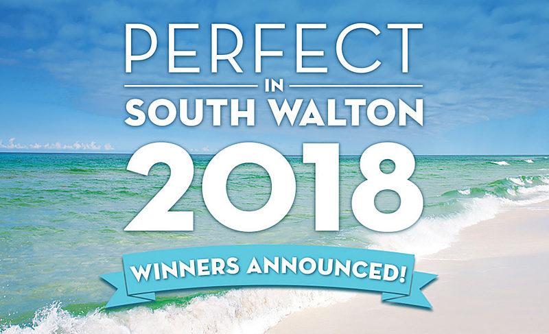 Perfect in South Walton 2018