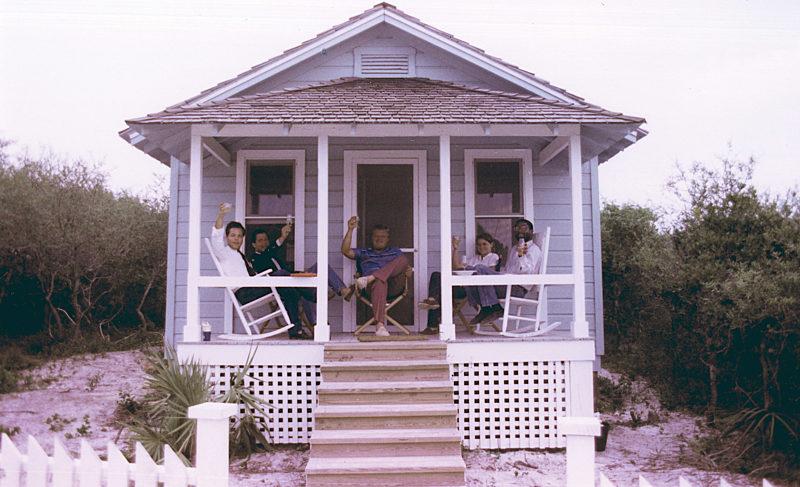 Porch Pondering