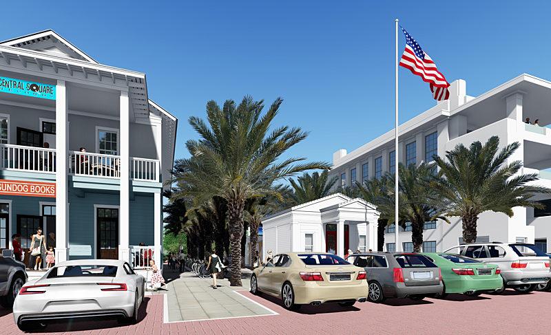 Post Office Plaza Making Progress