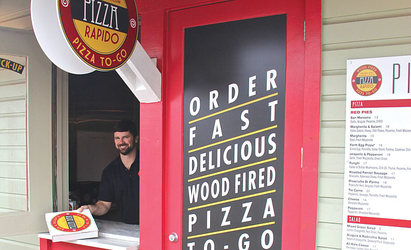 Pizza Bar: Quick and Delicious