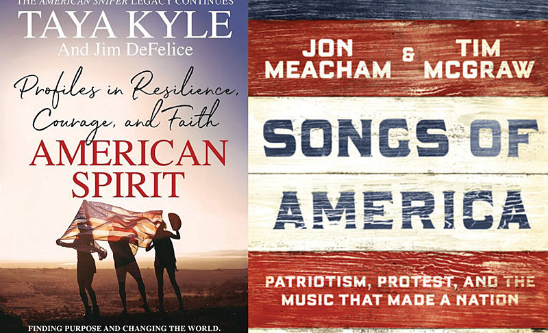 Red, White, and Books