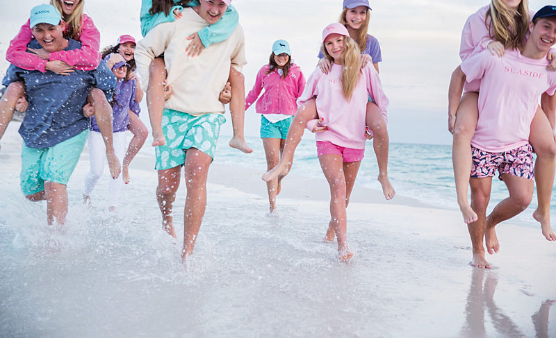 Seaside Beach Celebrates 10 Years