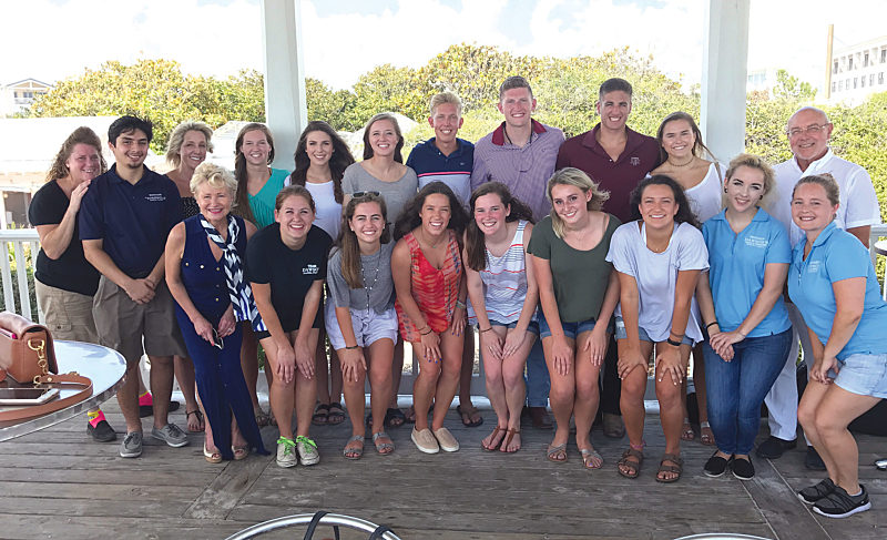 Seaside Business Owners Welcome Aspiring Youth Group