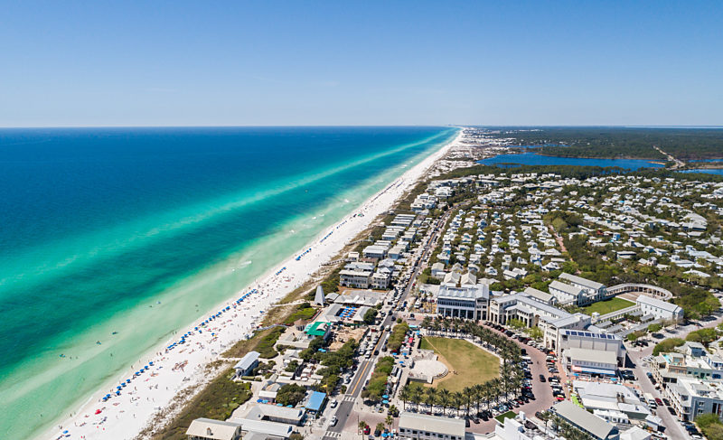 Seaside Commercial District beach access will remain closed until our reopening date of May 29