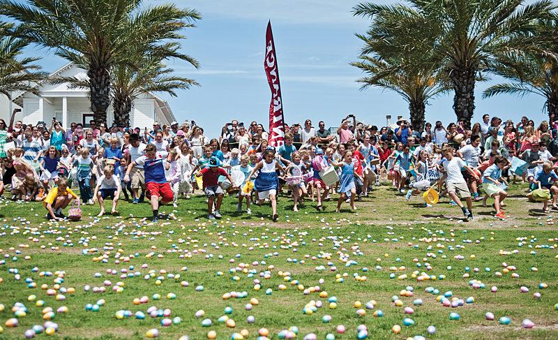 Seaside Easter Celebration