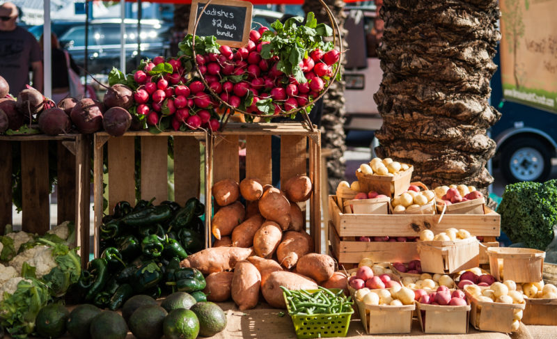Seaside's farmer market vendors share their favorite recipes