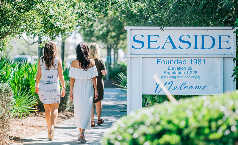 The ultimate transportation guide for visitors traveling to Seaside, Florida
