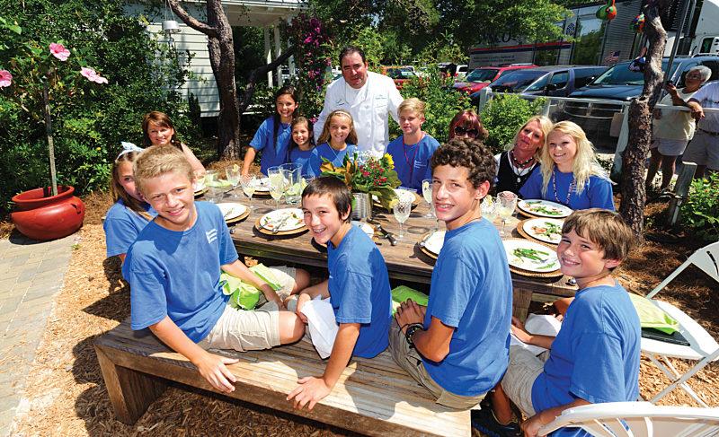 Seaside School Foundation gets a major gift