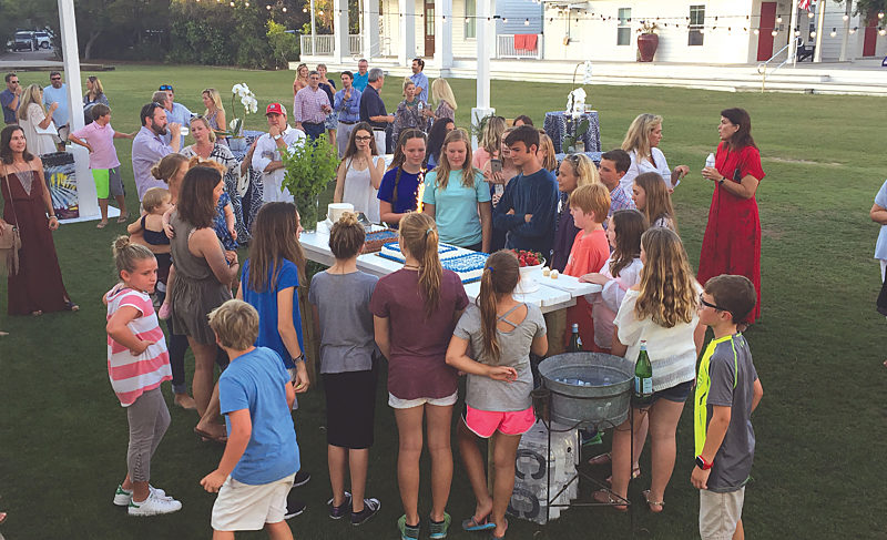 Seaside School Marks 20 Years