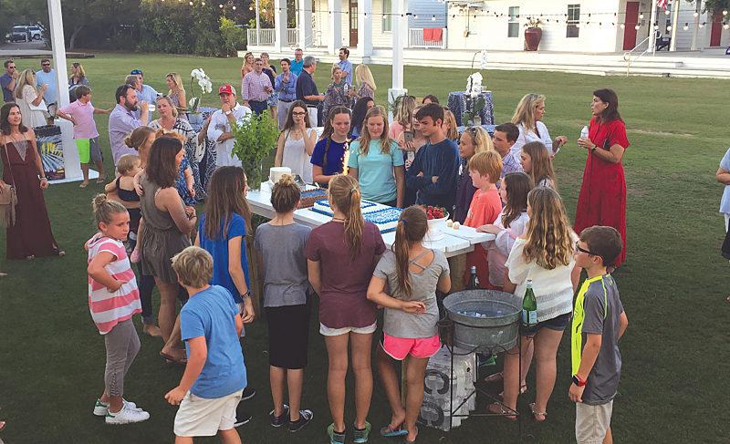Seaside School Marks 20 Years