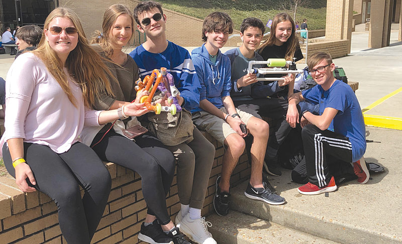 Seaside Students are Perched for Success