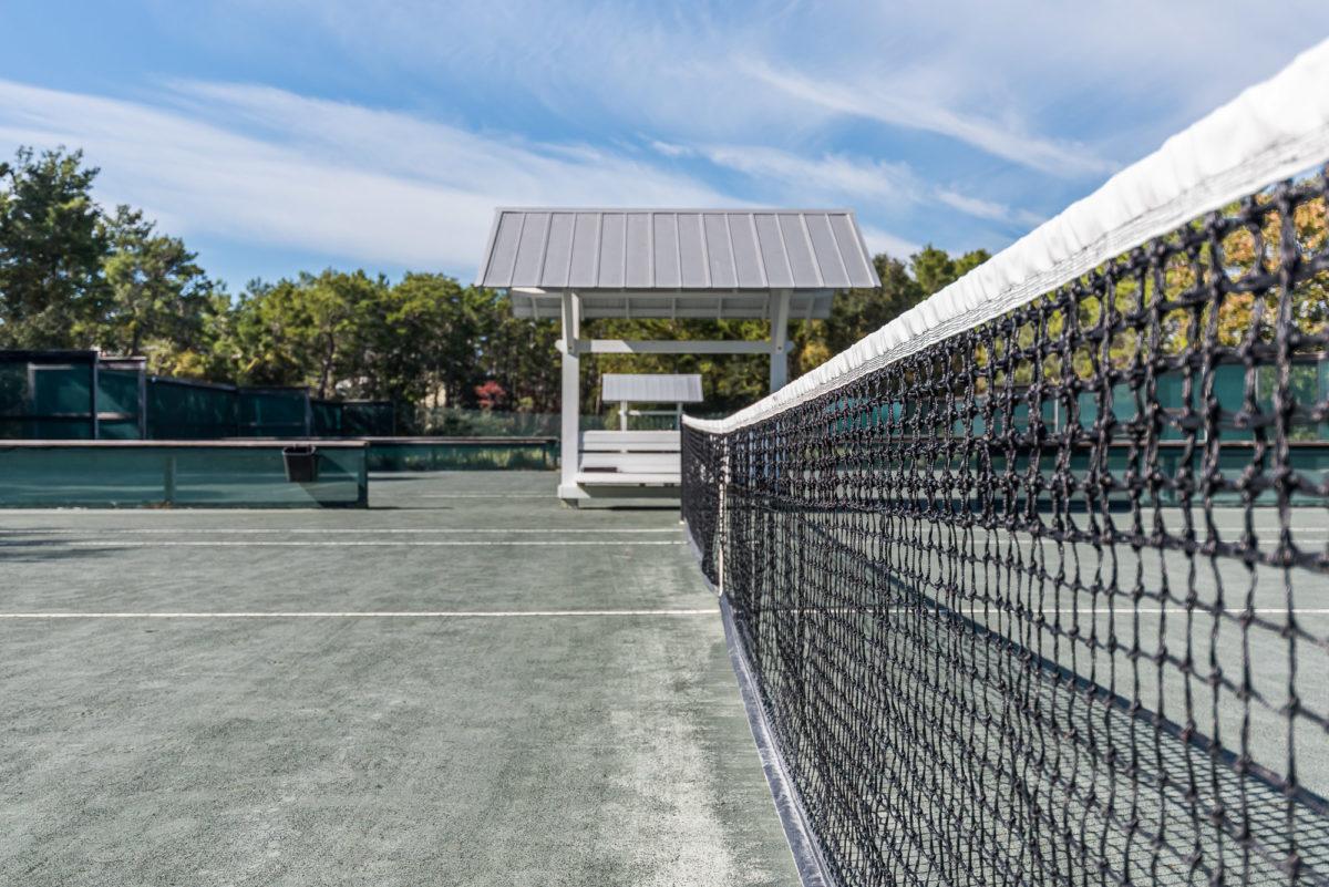 Seaside's Tennis Director commemorates the program's best moments