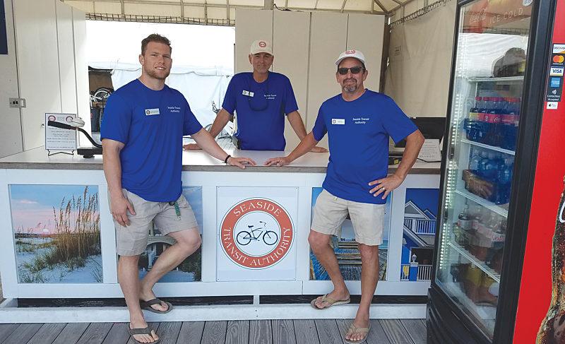 Seaside Transit Authority Celebrates 5 Years