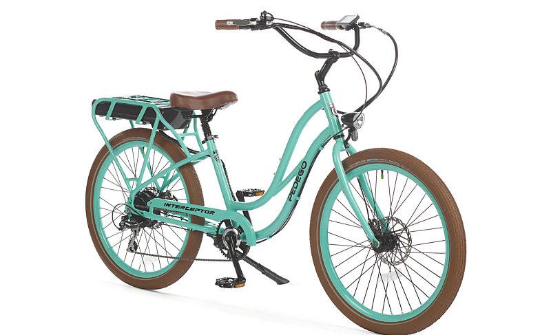 Seaside Transit Authority has  new electric bikes