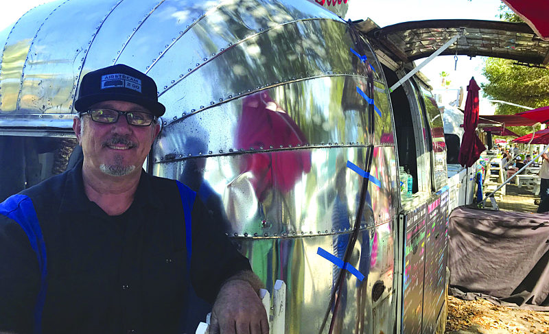 Seaside's Beloved Frost Bites Airstream Receives an Overhaul