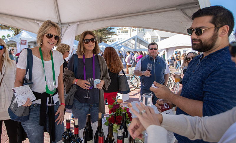 Seeing Red Wine Festival 2019 Photos