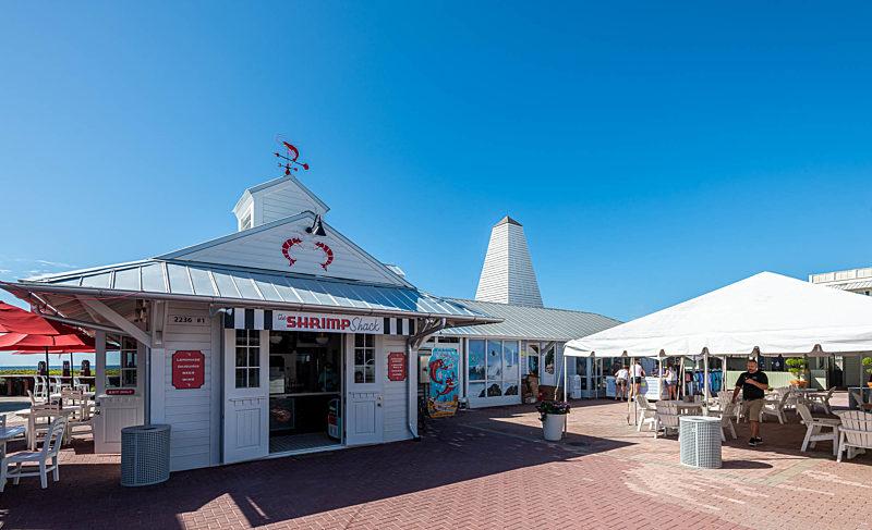 Shrimp Shack Celebrates New Location