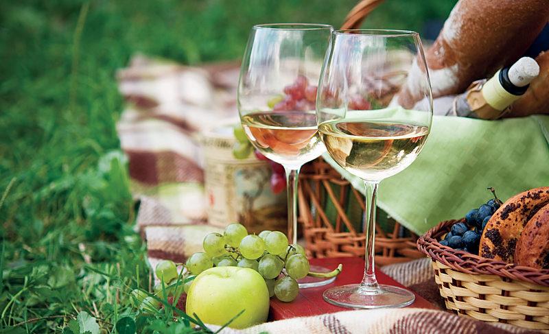 Springtime wines are light and sexy
