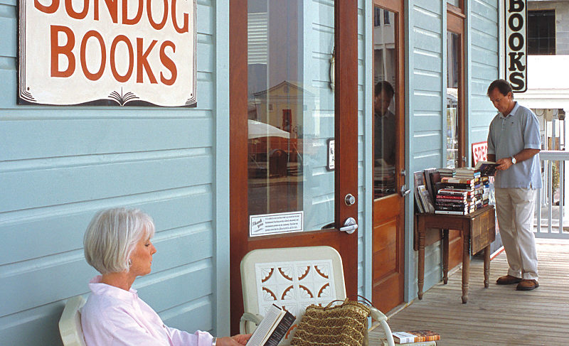 Sundog Books: Just the Right Bookstore for Seaside