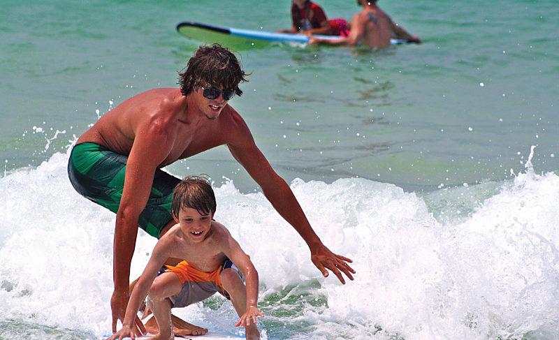 Surf School Opens in Seaside