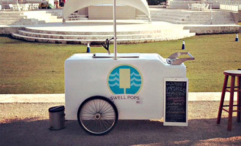 Swell Pops Offers Refreshing Healthy Treats