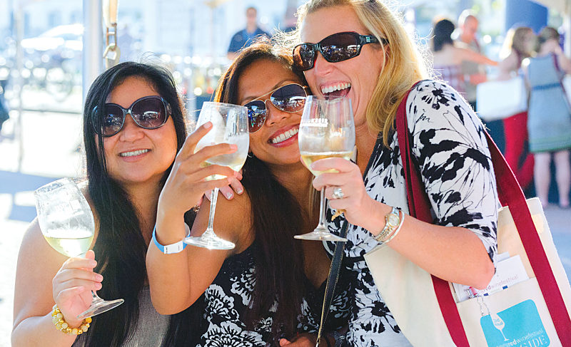 The 24th Annual Seeing Red Wine Festival celebrates the joy of wine