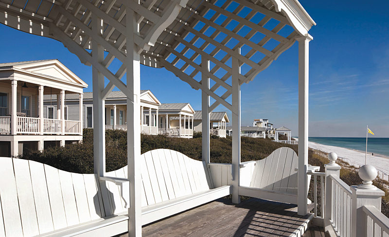 The Architectural Influences along Scenic Highway 30A