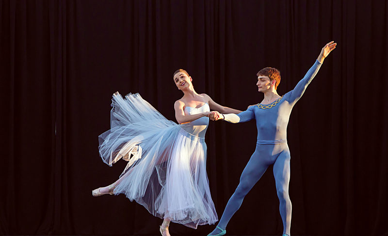 The Joffrey Ballet gears up for its third local performance