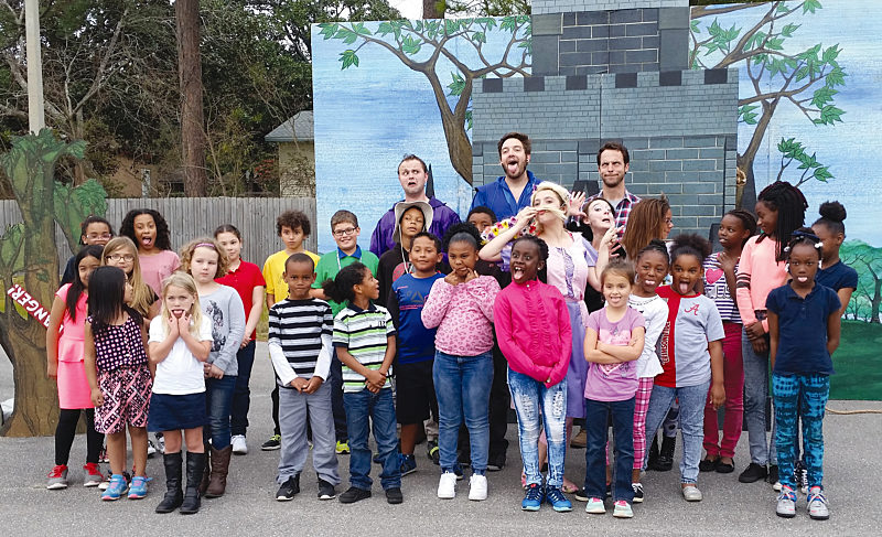 The REP Theatre enriches children's lives all year long