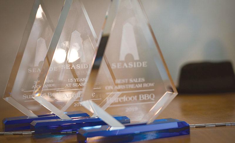 The Seaside Merchant Awards