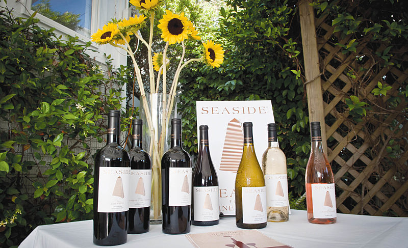 The Seaside Wine Project  Wins Four Golds in its Debut Year