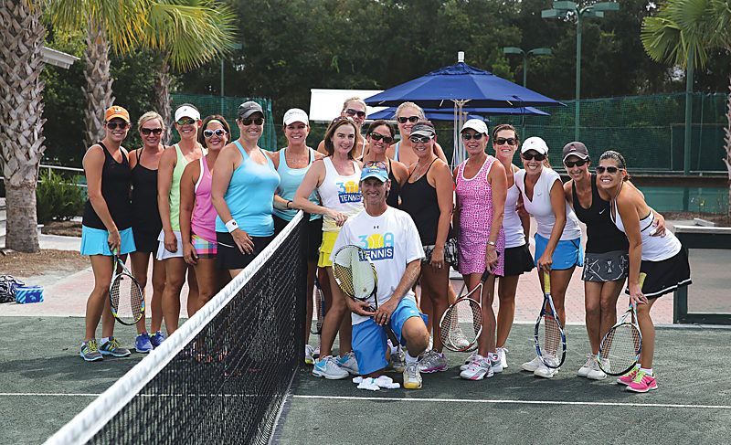 'Tis the Season to Adjust Your Tennis Game
