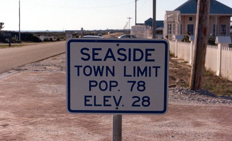 Urban designer Mark Schnell reflects on Seaside's upcoming big birthday