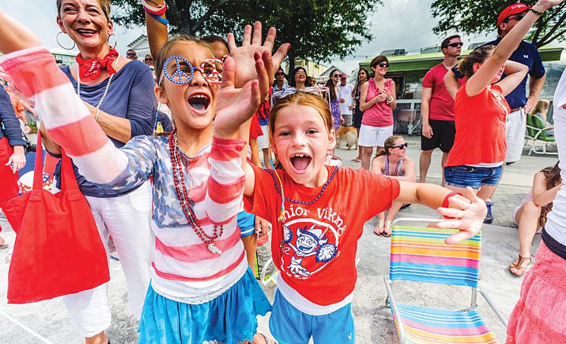 We Celebrate America!