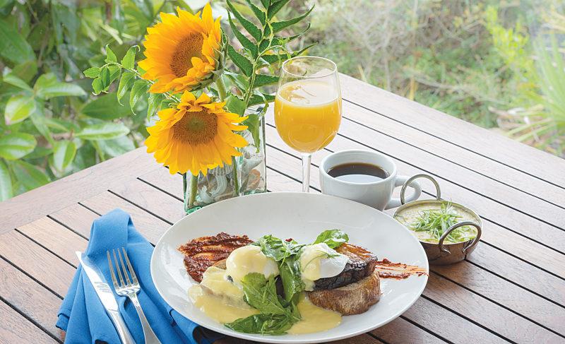What's for breakfast in Seaside?