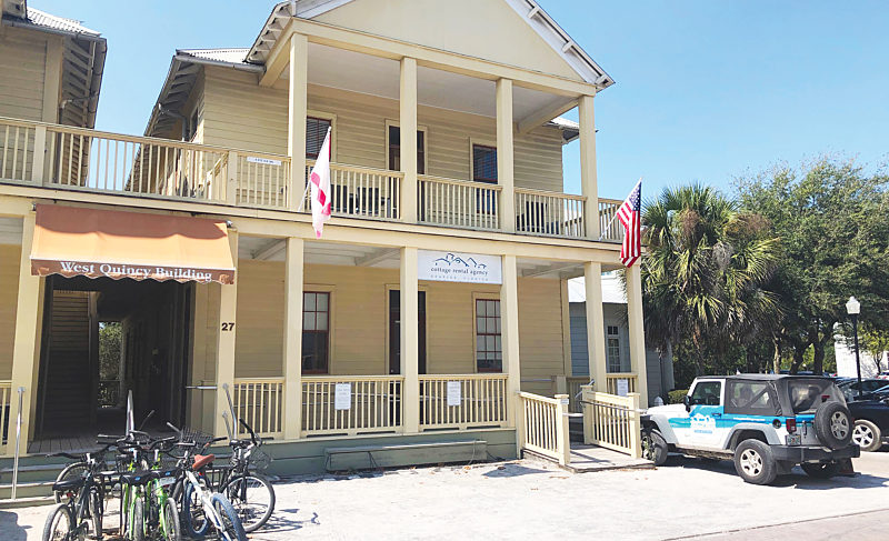 What's New: Cottage Rental Agency's New Welcome Center