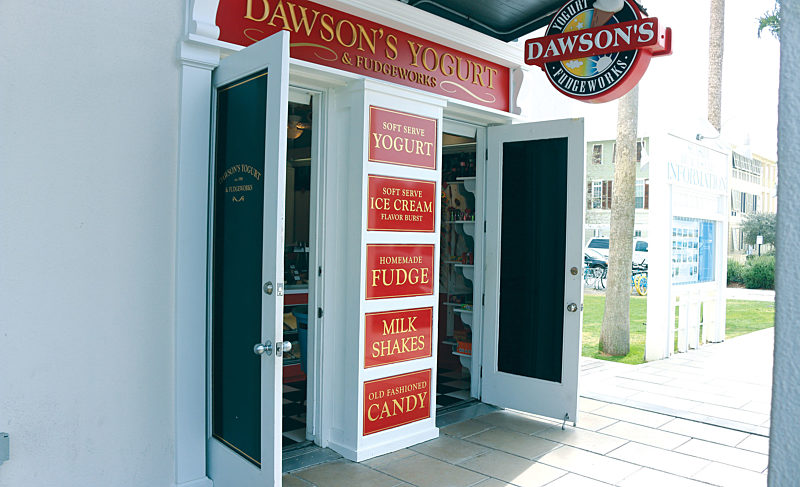 What's New: Dawson's Yogurt & Fudgeworks is Undergoing a Makeover