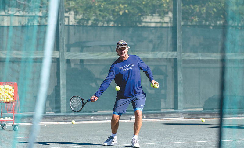 What's New in Your Tennis Game?