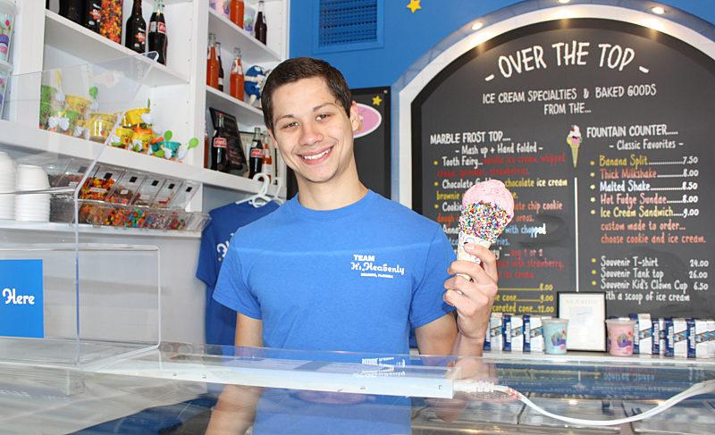 What's New: It's Heavenly has new ice cream flavors