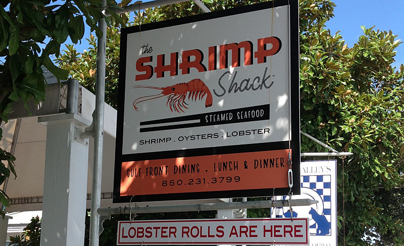 What's New: Shrimp Shack Move is Underway